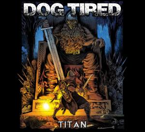 DOG TIRED LP